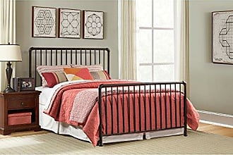 Hillsdale Furniture 2099BFR Bed Set with Frame Full Oiled Bronze