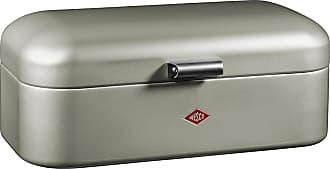 WESCO Grandy Bread Box - New Silver