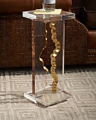 John-Richard Gold Landscape Martini Table