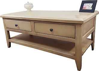 American Heartland Poplar Coffee Table - 75303EAM