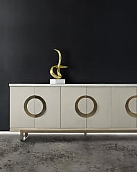 Hooker Furniture Sofia 6-Door Entertainment Console