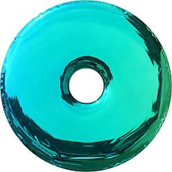 Zieta Limited Edition Rondo 75 Gradient Mirror In Green Stainless Steel By Zieta
