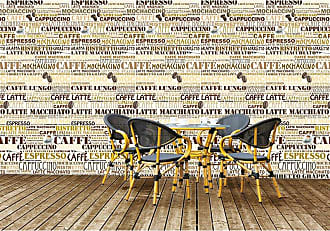 Ideal Decor Cafeteria Wall Mural - DM424
