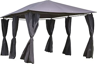 Costway Outdoor 10 x 13 Gazebo Canopy Tent Shelter