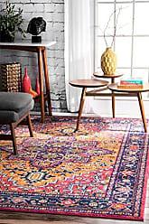 nuLOOM Persian Vonda Area Rug, 6 7 x 9, Orange