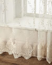 Dian Austin Couture Home 60W x 96L Cameo Lace Curtain