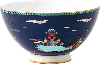 Wedgwood Wonderlust Bowl - Blue Pagoda