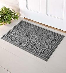 Bungalow Flooring Waterhog Garden Gate Doormat, 3 x 5