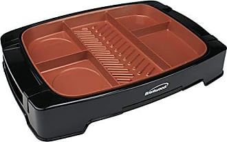 Brentwood Appliances Brentwood BTWTS825 Multiportion Nonstick Electric Indoor Grill, One Size, Black