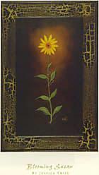 Buyartforless Blooming Susan by Jessica Fries 20 X 12 Art Print Poster