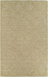 Kaleen Rugs Imprints Modern Hand-Tufted Area Rug, Yellow, 3 6 x 5 6