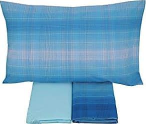 Gabel Million Color Azul Imperial Juego de s/ábanas para Cama de Matrimonio