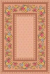 Milliken Carpet Milliken Pastiche Collection Kerri Area Rug, 78 x 109, Ecru