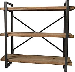 Moe's Lex 3-Level Shelf, Natural