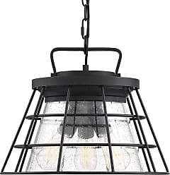 Savoy House 6-2771-3 Farnham 3 Light 16 Wide Cage Pendant with a