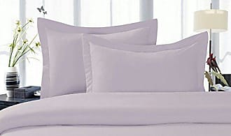 Elegant Comfort 1500 Thread Count Egyptian Quality Super Soft Wrinkle Free 4-Piece Sheet Set, Queen, Lilac