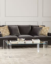 Interlude Home Channing Acrylic Coffee Table