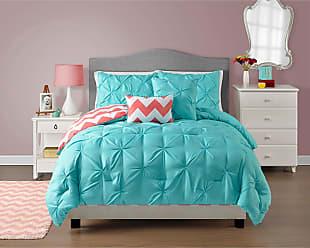 VCNY Sophia Comforter Set by VCNY, Size: Twin - JAE-4CS-TWIN-IN-TU