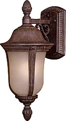 Minka Lavery Lighting 8997-61-PL Wall Mount in Vintage Rust finish; ENERGYSTAR Compliant Fixture; Complies with California Title 24