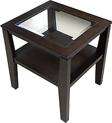 United Furniture Espresso End Table - 7546-47