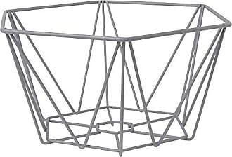 Danica Studio Jewel Fruit/Storage Basket, Granite Grey