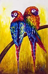 Novica Love Among Birds