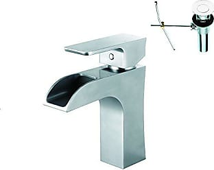 Yosemite Home Decor YPH2494VF-PCWD Single Handle Lavatory Faucet, Polished Chrome Finish