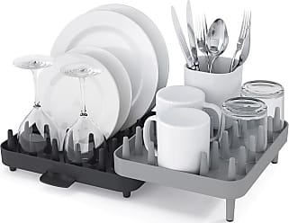 Joseph Joseph Connect Adjustable Dishrack - Gray