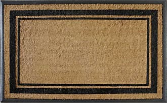 First Impression Markham Border Double Door Mat - A1HOME200102