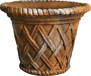 Orlandi Statuary Large Lattice Pot Planter