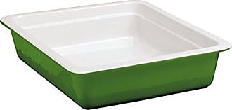Paderno World Cuisine 44345G06 Porcelain Induction Hotel Pan, Green