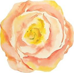 Portfolio Canvas Decor Portfolio Canvas DecorPeach Bloom by Jean Plout 35x35 Portfolio Décor Canvas Print Wall Art