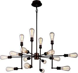 Urban Classic Ophelia Collection 43 in. Chandelier Polished Nickel - 1139D43PN