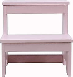 Decor Therapy FR9466 Step Stool, Pink