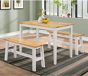 4D Concepts New York 3 Piece Dining Table Set - 534110
