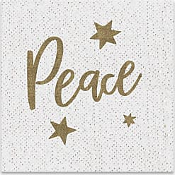 Gallery Direct Peace Embellished Canvas - 138629EC000