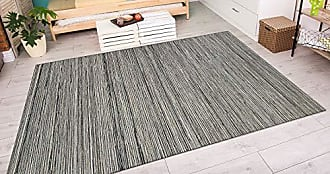 Couristan Cape Hinsdale Indoor/Outdoor Area Rug, 311 x 56, Light Brown/Silver