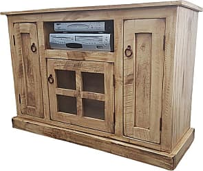 American Heartland 48 in. Rustic TV Stand - Assorted Finishes - 30847RAM