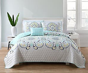 VCNY Home VCNY Home Amherst Bedding Quilt Set, Full/Queen, Yellow