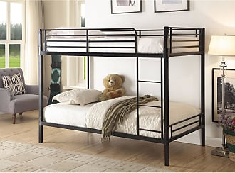 4D Concepts Boltzero Twin over Twin Bunk Bed - FDC220-1