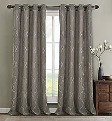 Curtains (Bedroom) in Silver: 37 Items − Sale: up to −30% | Stylight