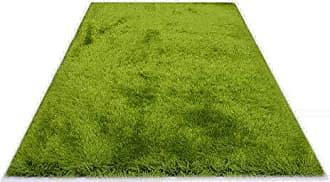 Noble House MIL380857 Milan Area Rug, 5 x 7-Feet, Lime Green
