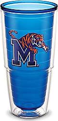 Trevis Tervis 1195015 Memphis University Emblem Individual Tumbler, 24 oz, Sapphire
