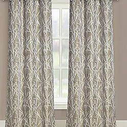 United Curtain TAY95GO Taylor Window Curtain Panel Pairs, 76 X 95, Gold