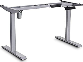 Costway VD-58750GR Electric Standing Desk, Gray