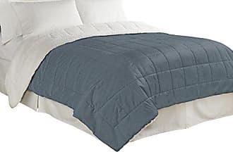 Ellery Homestyles Beautyrest Eiffel Warming Technology Blanket, Full/Queen, Lake