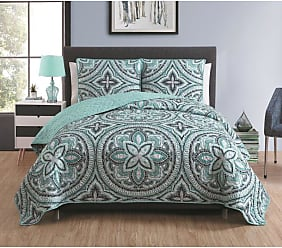VCNY Allison 2 Piece Quilt Set by VCNY Home, Size: Full/Queen - ALL-3QT-FUQU-IN-42
