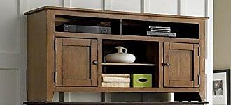 Progressive Furniture P705-58P Rio Bravo 58 Medium Pine Entertainment, Brown