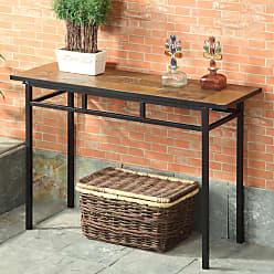 4D Concepts Slate Sofa Table - 601636