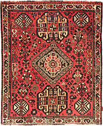 Nain Trading Persian Shiraz Rug 410x41 Beige/Dark Brown (Hand-Knotted, Iran/Persia, Wool)